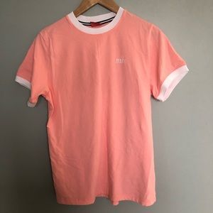 Nike T shirt with collar